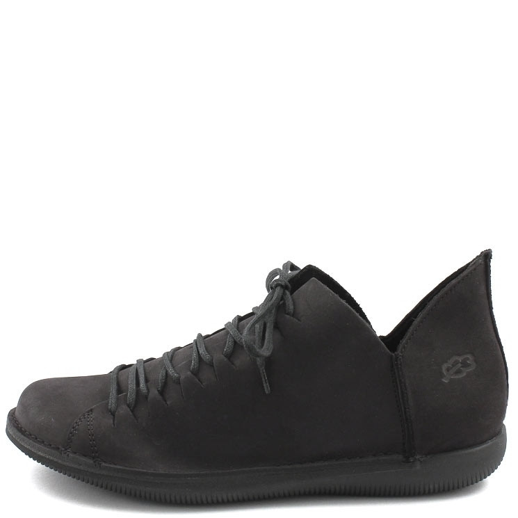 Loints of Holland Damen-Schnürschuh 68066 schwarz