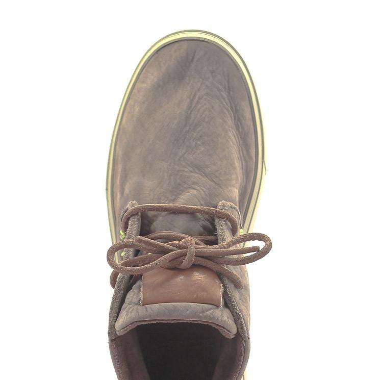 SATORISAN S.L. Kaizen+Chukka Damen Sneaker taupe