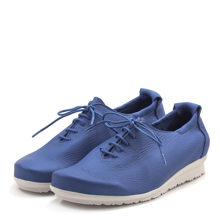 Arche Baryza Damen Schnürschuhe blau