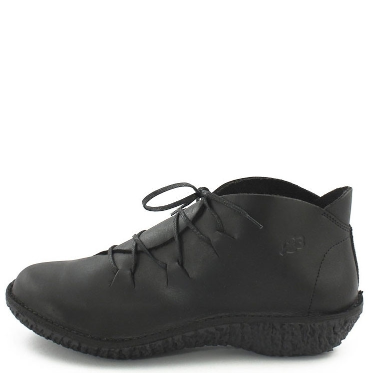 Loints of Holland Damen-Schnürschuh 37951 schwarz