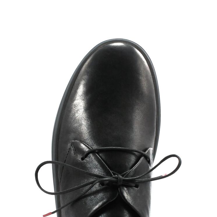 Think 85200 Gring Damen Sneaker schwarz