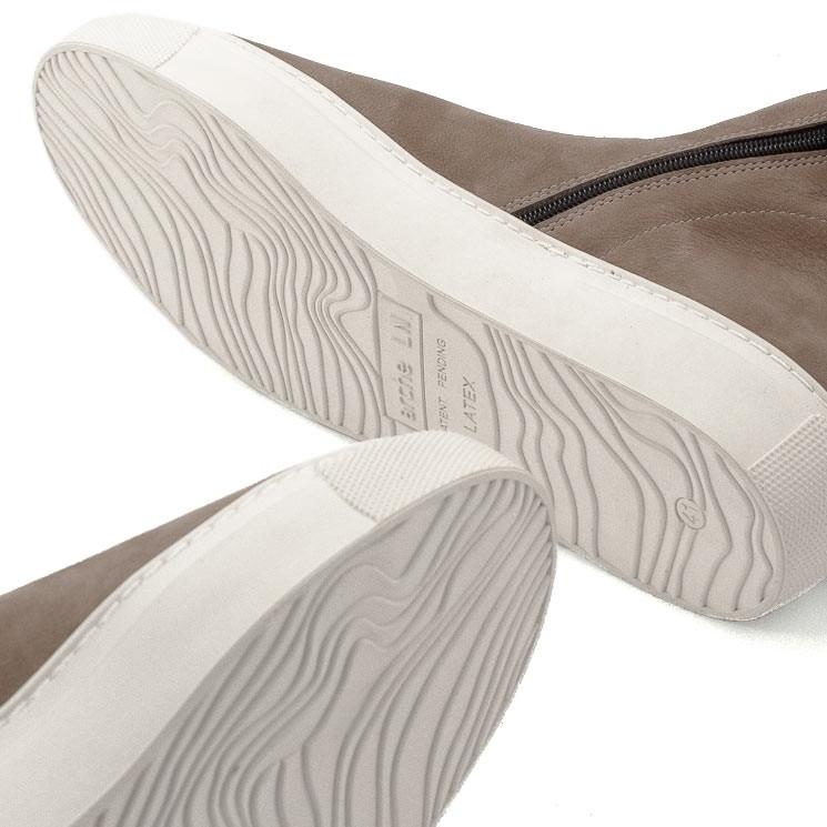 Arche Damen-Sneaker Tboots smog