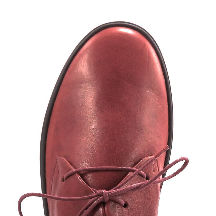 Think 85200 Gring Damen Sneaker rot
