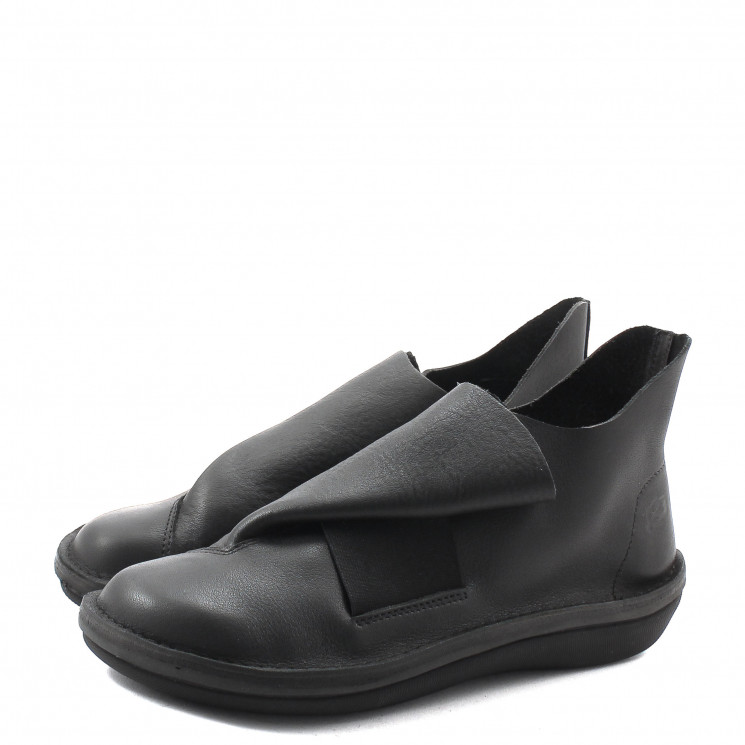 Loints of Holland 55942 Character Damen Slipper schwarz