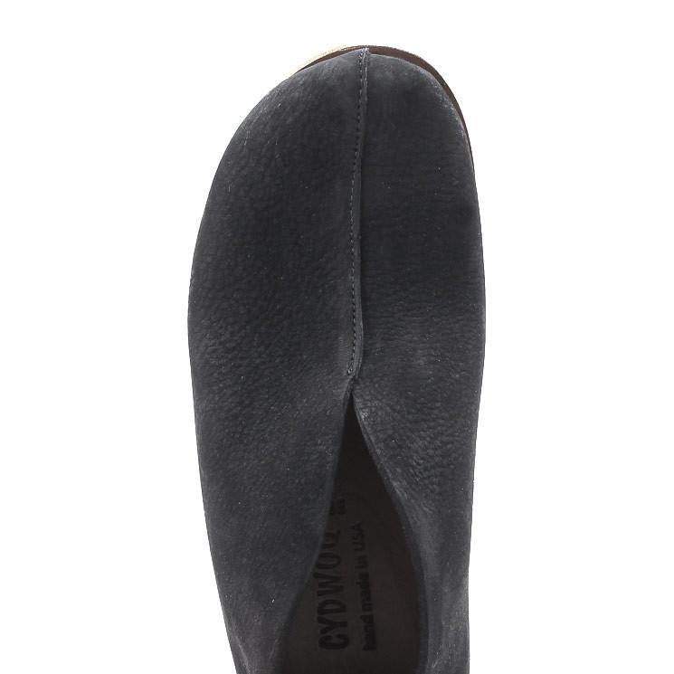 CYDWOQ Comfy-W Damen Slipper schwarz