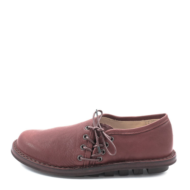 Trippen Offspring Closed Damen Halbschuh bordeaux