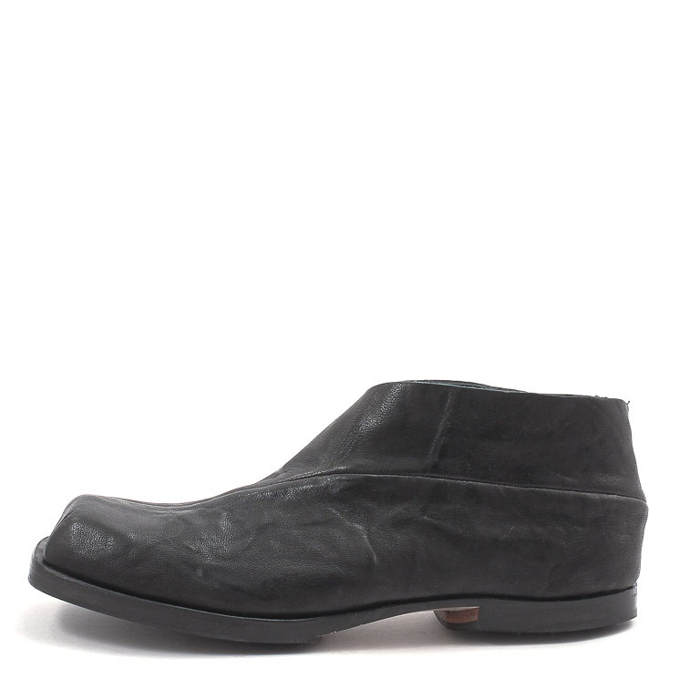 CYDWOQ Linear Damen Slipper schwarz