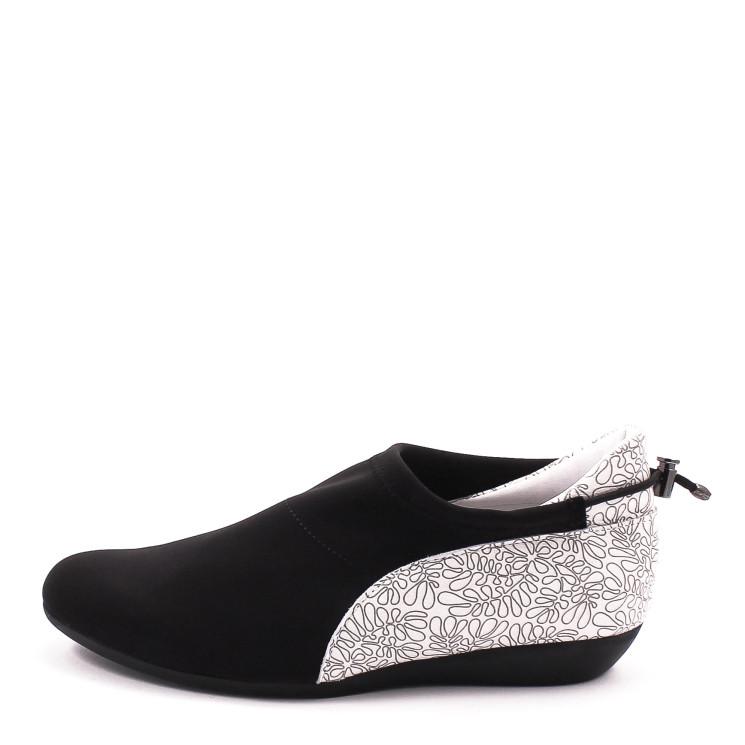 new product ca092 55242 Arche, Onyx Damen Slipper, schwarz-weiß