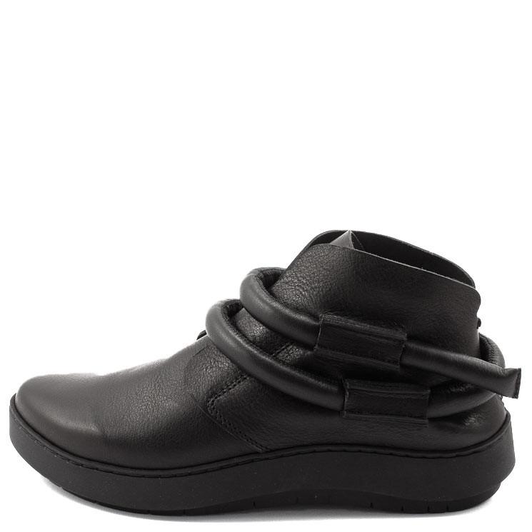Trippen Dew Swan Damen Stiefelette schwarz