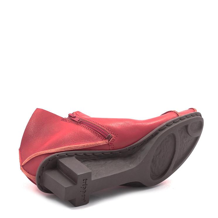 Trippen Coal x+os Damen Slipper rot