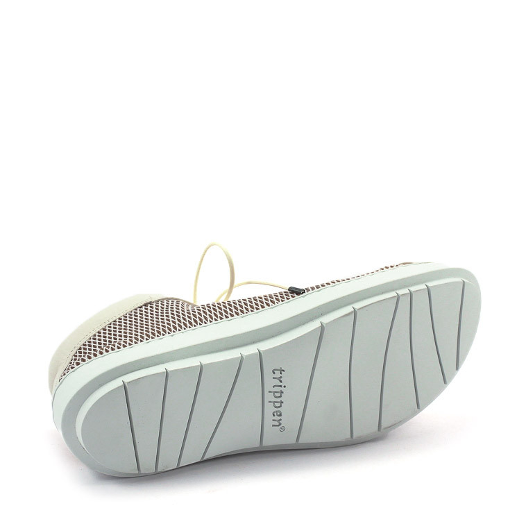 Trippen Hop Swan f Damen Sneaker weiß