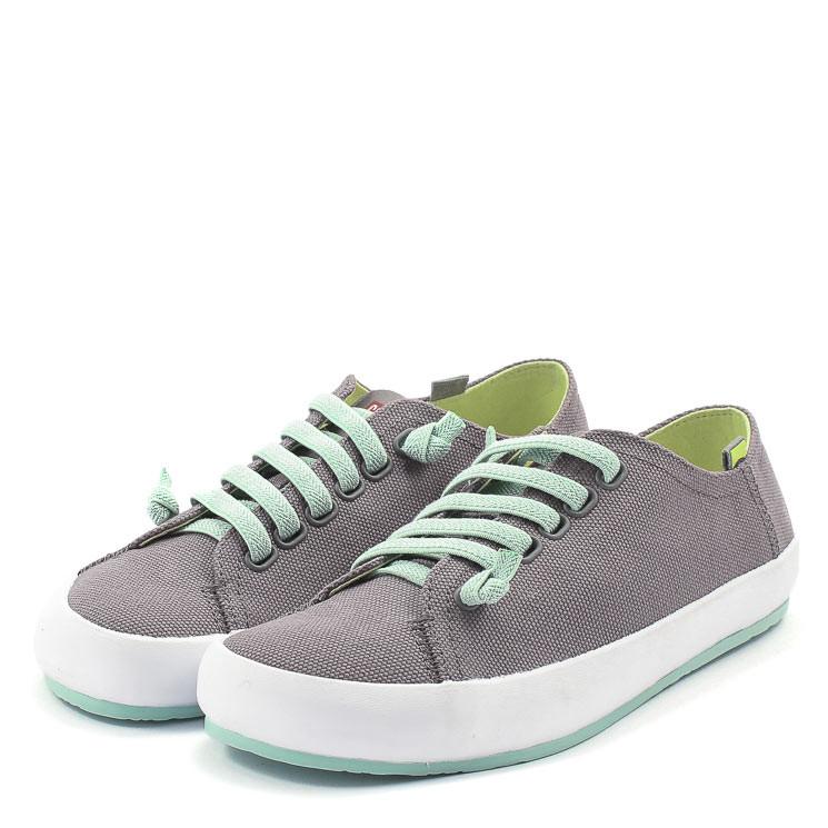 Camper 21897 Peu Rambla Vulcan Damen Sneaker grau