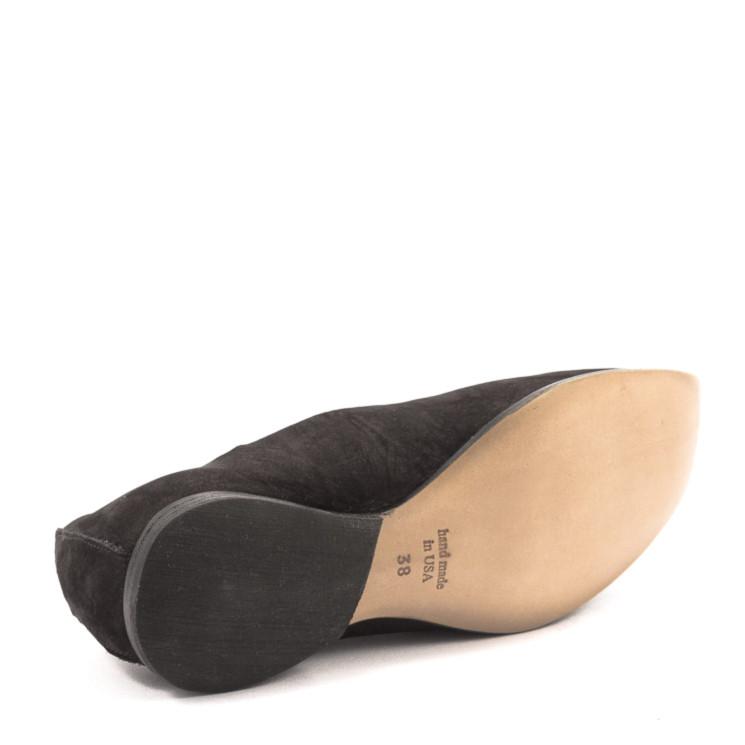 CYDWOQ Swirl Ballerina schwarz