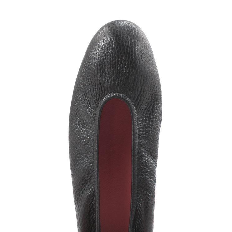 Arche Laius Ballerina schwarz-rot