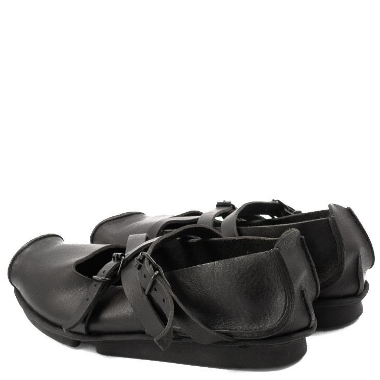 Trippen, Travel Penna Ballerina, schwarz