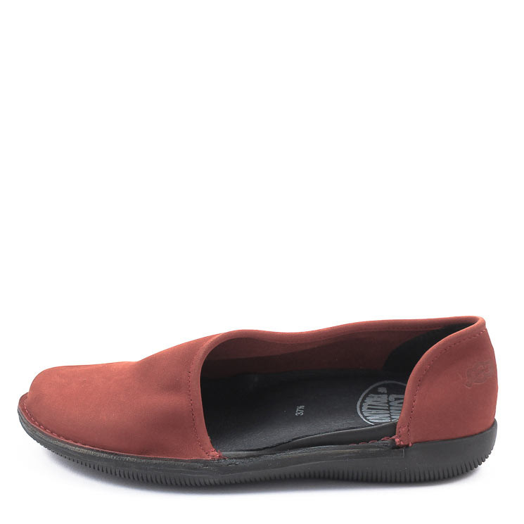 Loints of Holland 68603 Natural Ballerina rot-schwarz