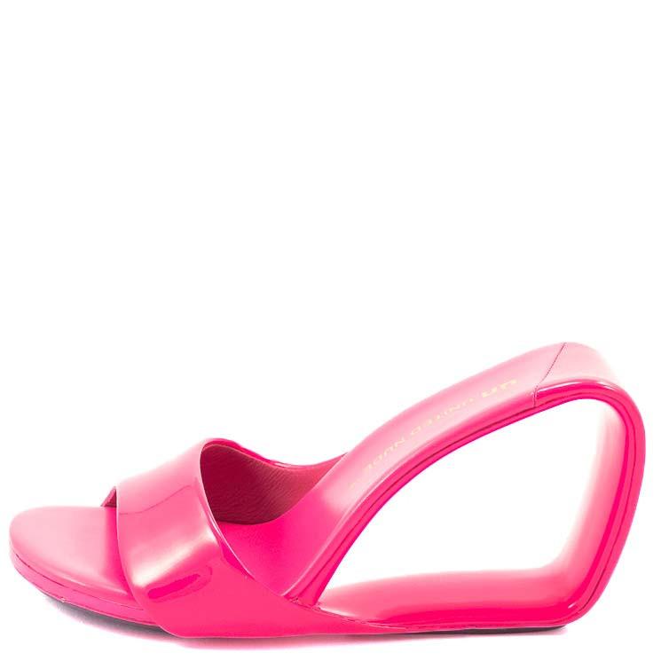 United Nude Damen-Pantolette Mobius pink