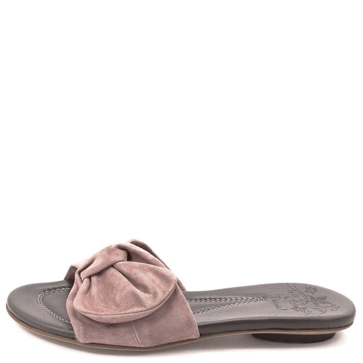 Think Bussal 82516 Damen Pantolette rosa
