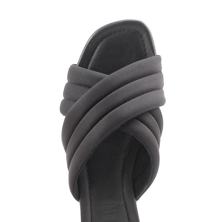 Camper K200962 Casi Damen Pantolette schwarz