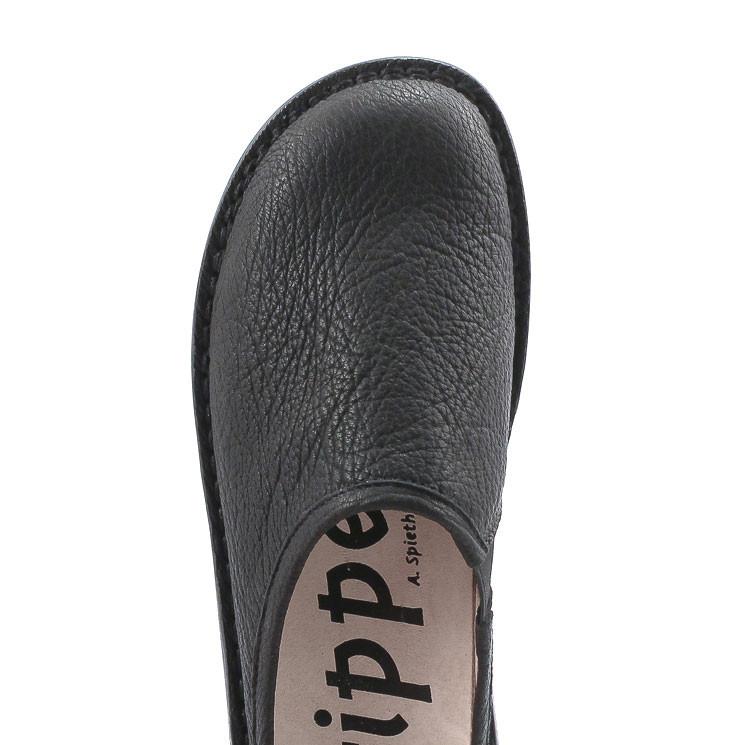 Trippen Half-Yen f Closed Damen Pantolette schwarz