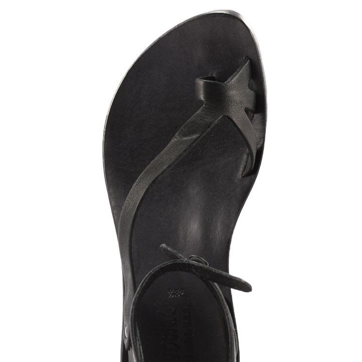 CYDWOQ Tomcat Damen Sandale schwarz