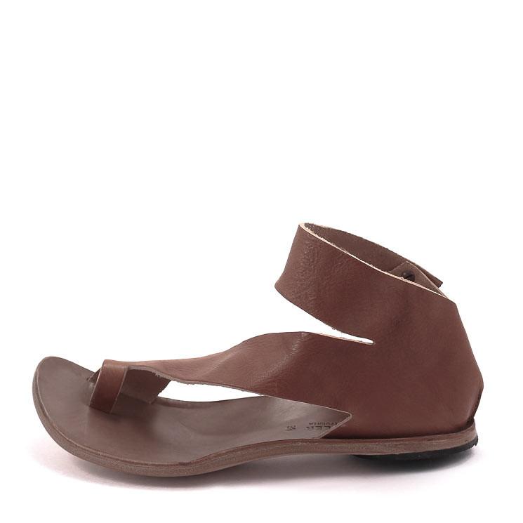 Cliff Dweller Veneer Sandale Damen mittelbraun