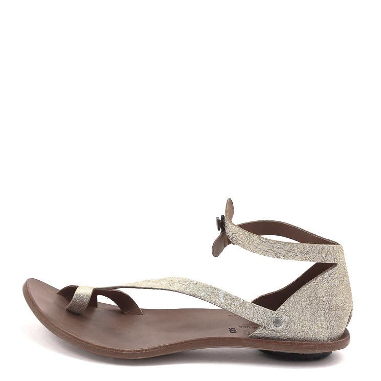 CYDWOQ Tomcat Damen-Sandale gold