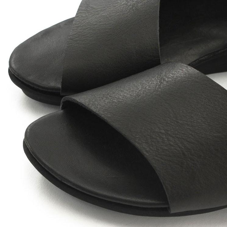 Trippen Marlene Penna Damen Sandale schwarz