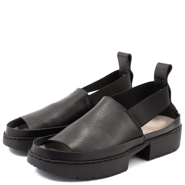 Trippen Allee Sport Damen Sandale schwarz