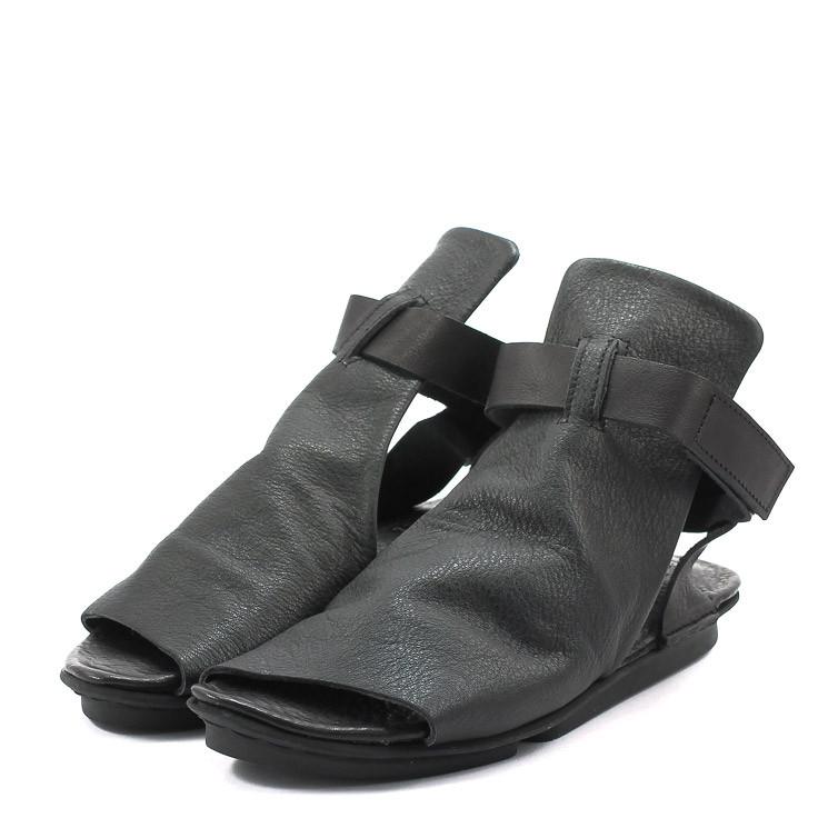Trippen Swallow Penna Damen Sandale schwarz