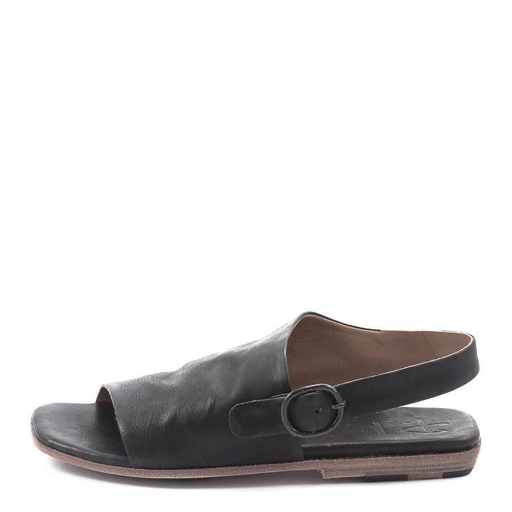 P. Monjo P1129 Gaia Damen Sandale schwarz