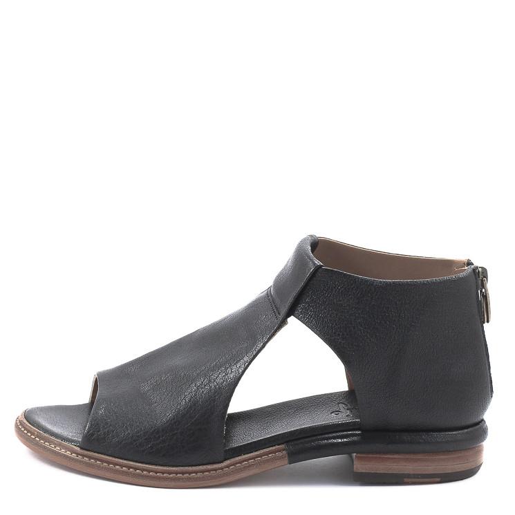 P. Monjo P1203 Lucyl Damen Sandale schwarz