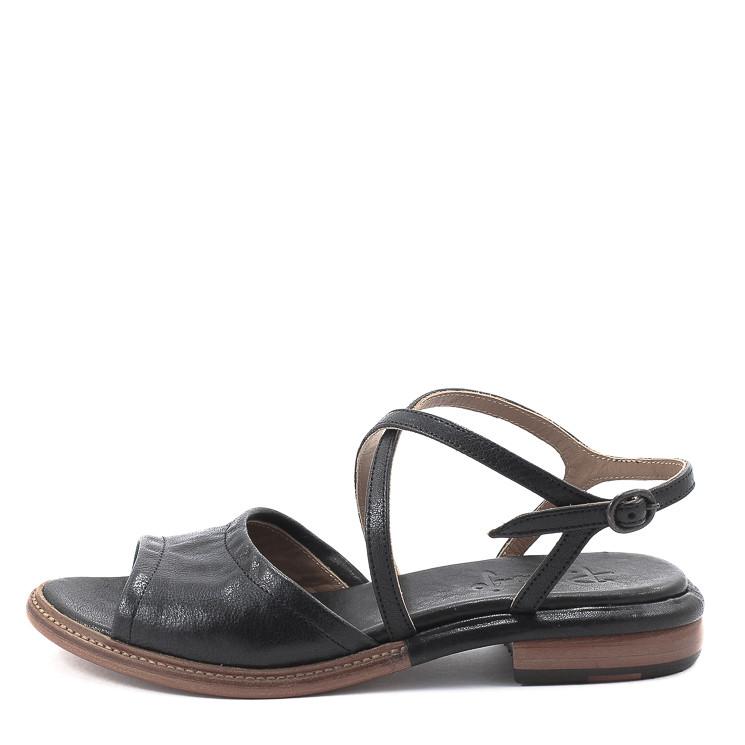 P. Monjo P1236 Lucyl Damen Sandale schwarz