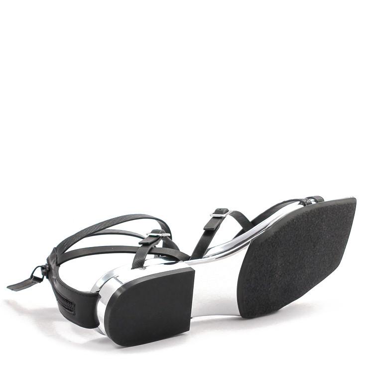 United Nude Strappy Lo Damen Sandale schwarz