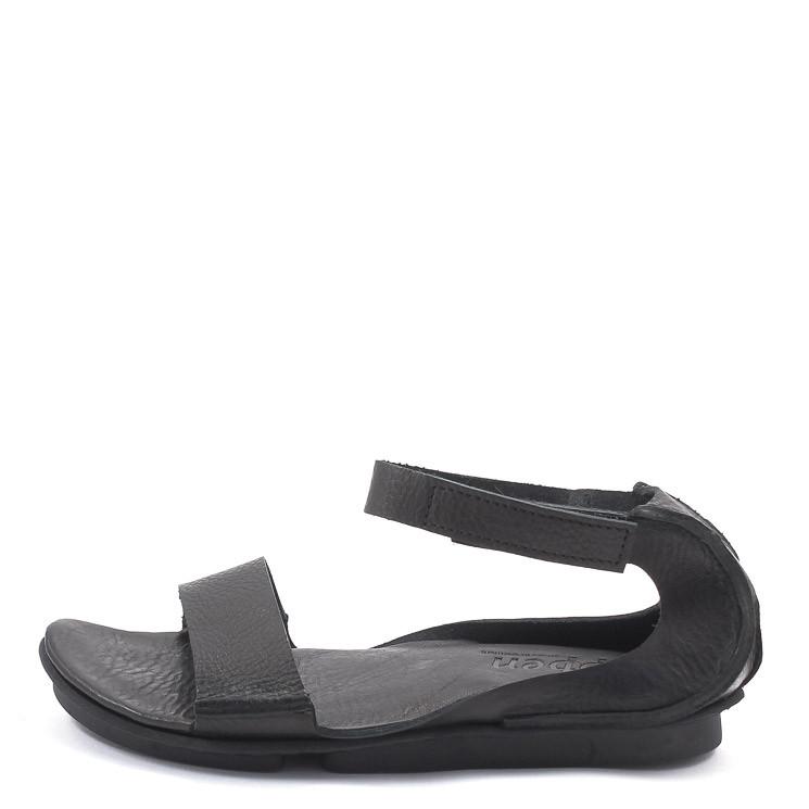 Trippen Faustina Penna Damen Sandale schwarz