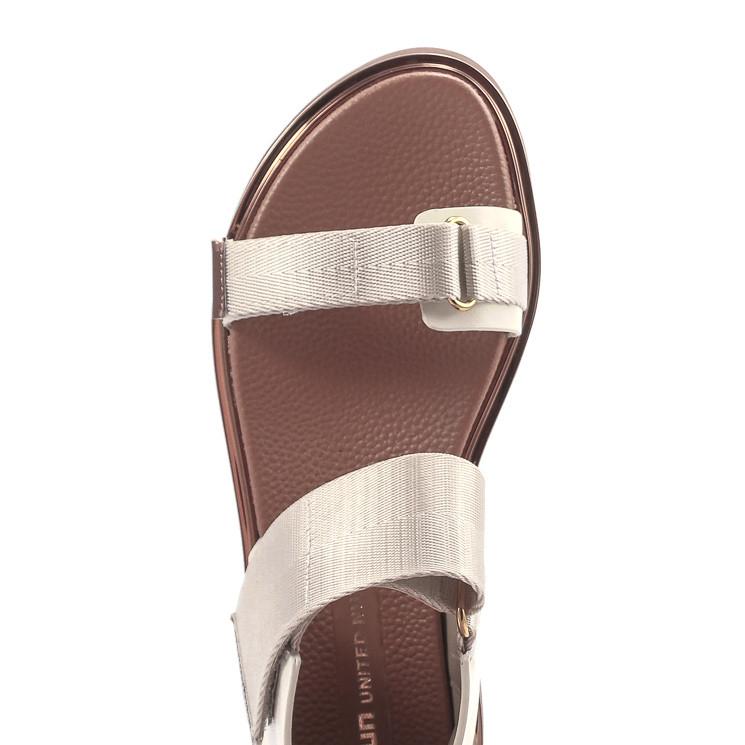 United Nude Vita Sandal Low Damen Sandale beige