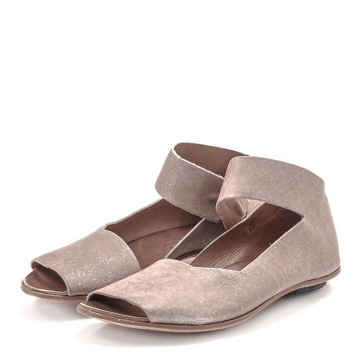 CYDWOQ Jigsaw Damen-Sandale taupe