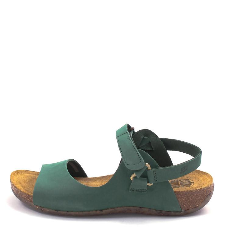 Loints of Holland 31087 Florida Damen Sandale grün