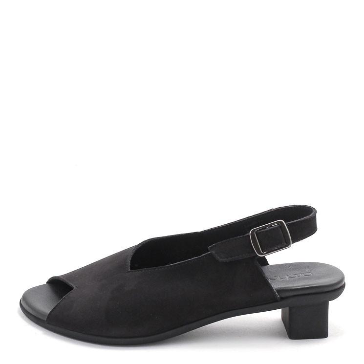 Arche Obicko Damen Sandale schwarz