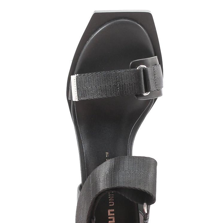 United Nude Vita Sandal High Damen Sandale schwarz