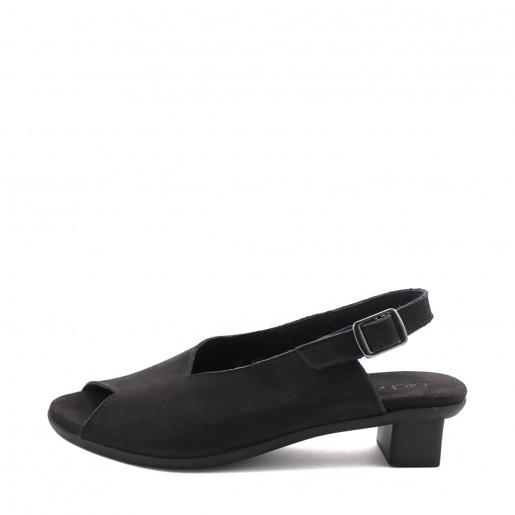 Arche Obicko Damen Sandale dunkelblau