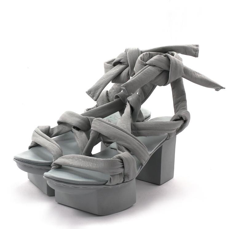 Trippen Acrobat Happy Damen Sandale türkis
