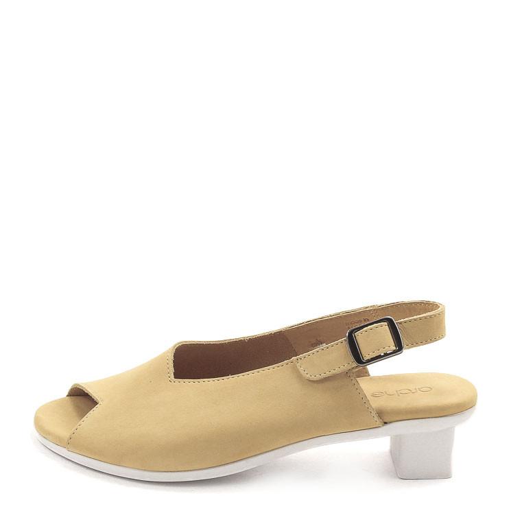 Arche Obicko Damen Sandale gelb