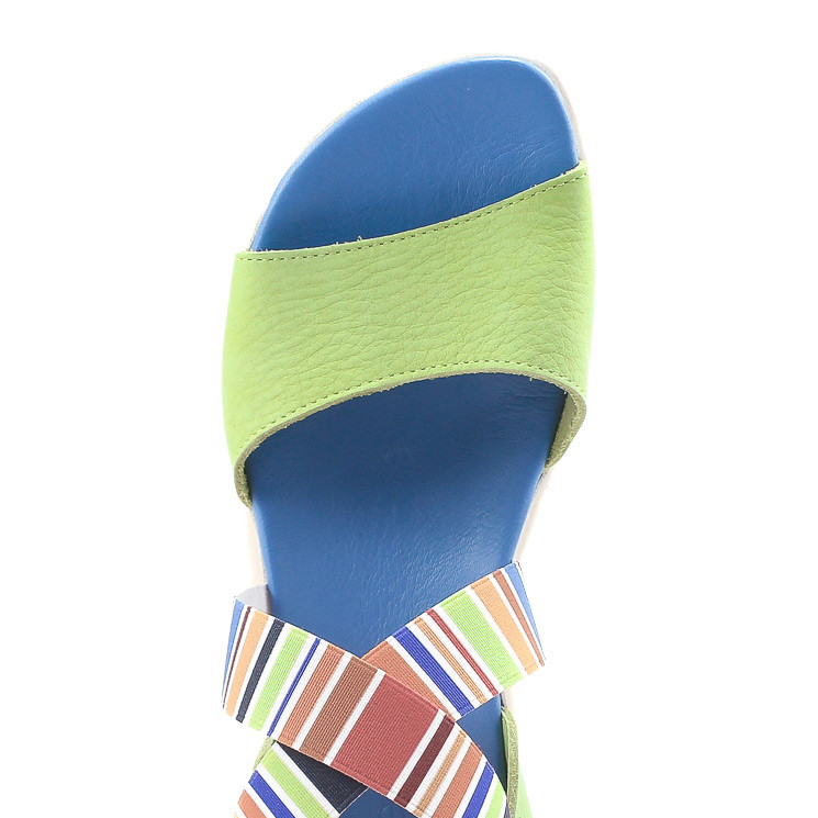 Arche Satia Damen Sandale multicolor