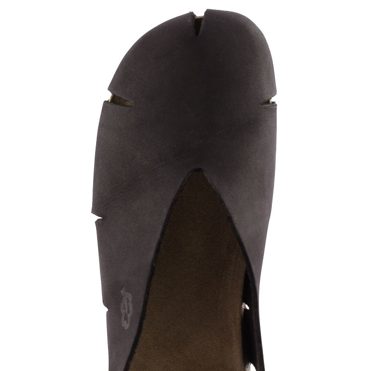 Loints of Holland 31300 Florida Vijfhoek Damen Sandale schwarz