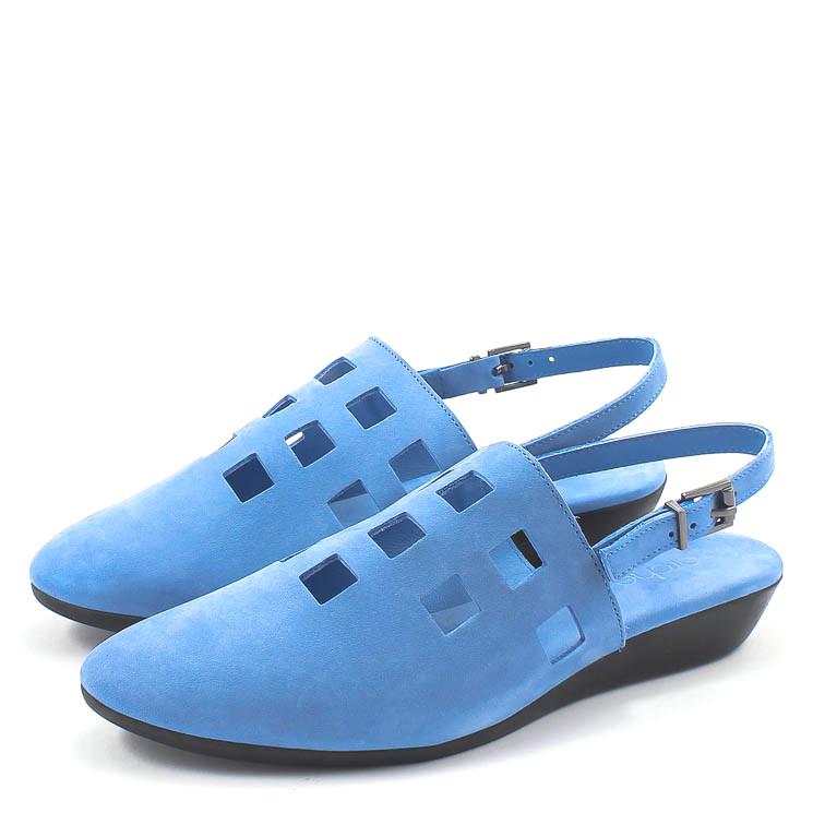 Arche Onwana Sandale Damen blau