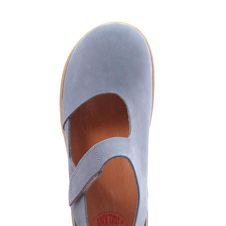 Loints of Holland 78931 Boston Damen Sandale hellblau