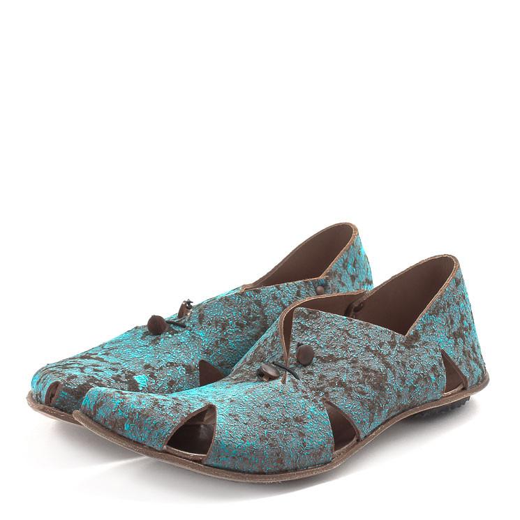 CYDWOQ Pavillion Damen-Sandale türkis
