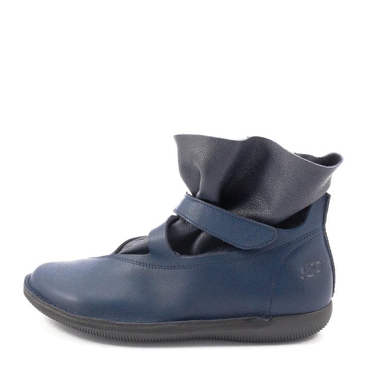 Loints of Holland 68468 Damen Stiefelette blau