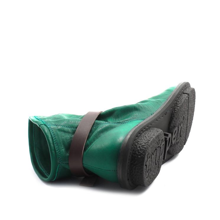 Trippen Bomb f Closed Damen Stiefelette grün